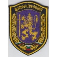 Знак на войсково формирование - MP
