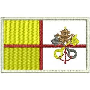 Флаг на Ватикана