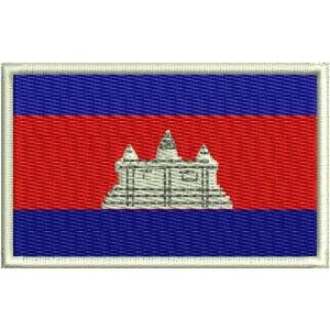 Флаг на Камбоджа