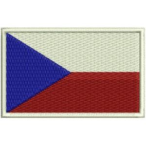 Флаг на Чешката република