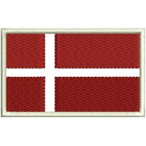 Флаг на Дания