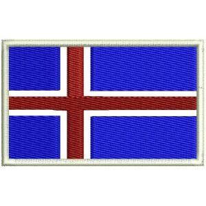 Флаг на Исландия