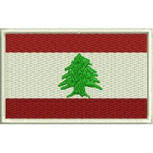 Флаг на Ливан