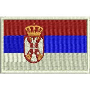 Флаг на Република Сърбия