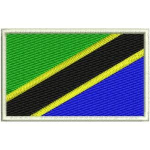 Флаг на Танзания