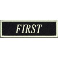 Бродерия FIRST