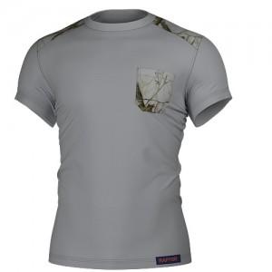 Тениска 603 Gray & Snow