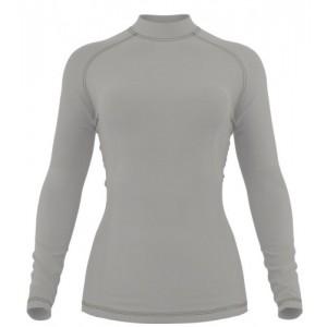 Термо бельо - дамска термо блуза GREY