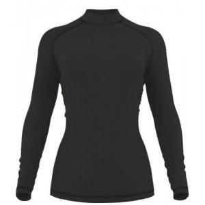 Термо бельо - дамска термо блуза BLACK