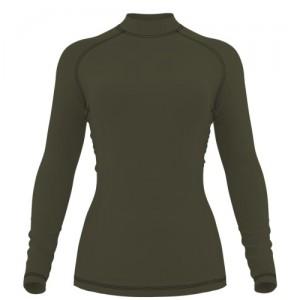 Термо бельо - дамска термо блуза GREEN