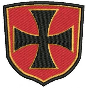 Пач - Малтийски кръст