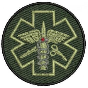 Знак Военен медик