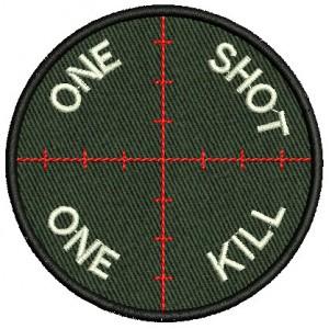 Пач - One Shot One Kill