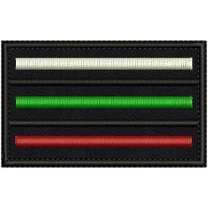 Български флаг Маскировъчен