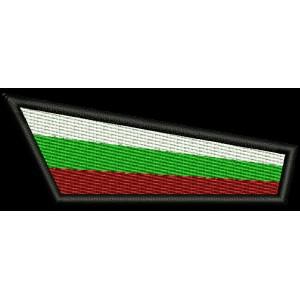 Български Флаг - трапец
