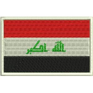Флаг на Ирак